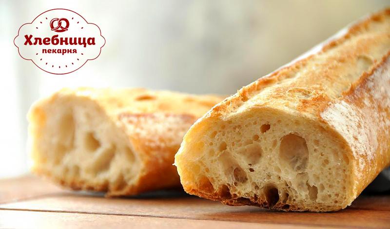 Полный процесс производства хлеба
