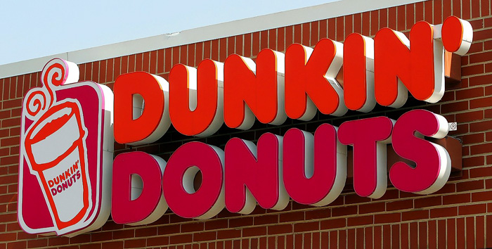 Пончики Dunkin' Donuts