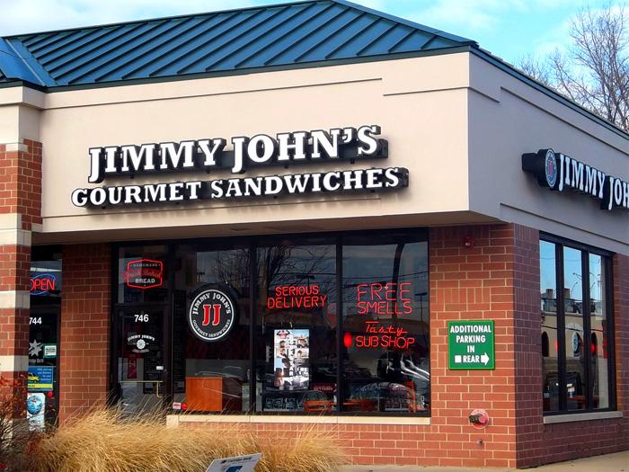 Сеть закусочных Jimmy John's