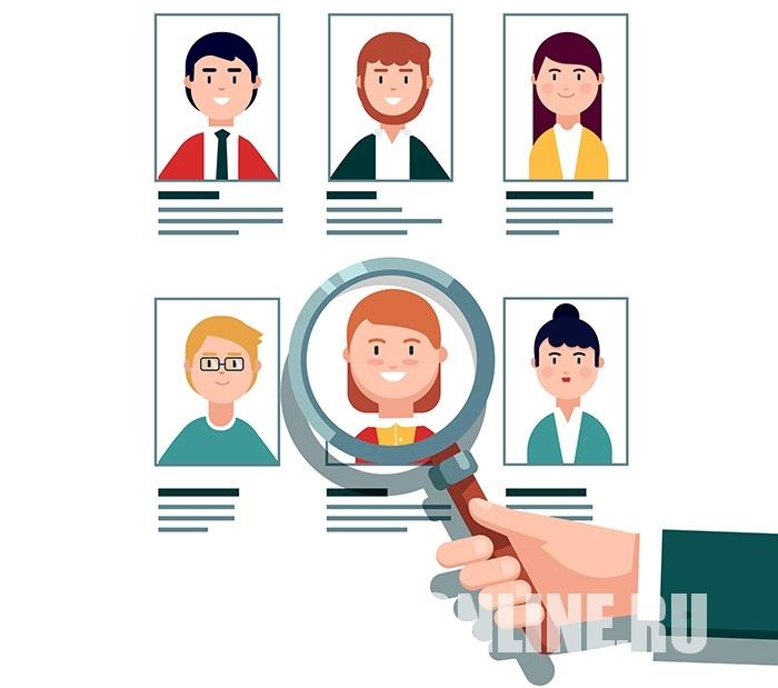 Поиск кандидатов на кредит