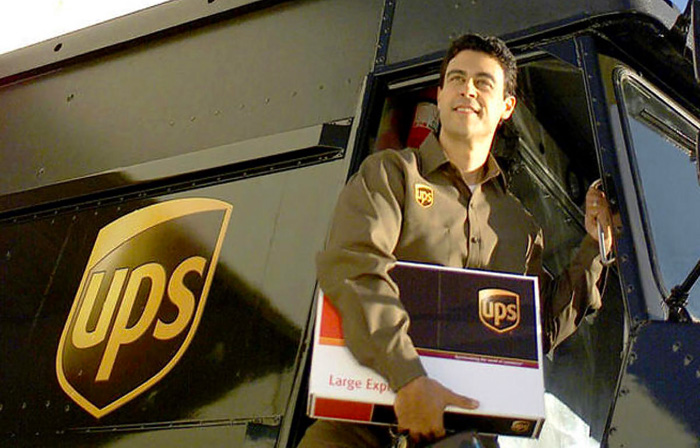 Доставка UPS