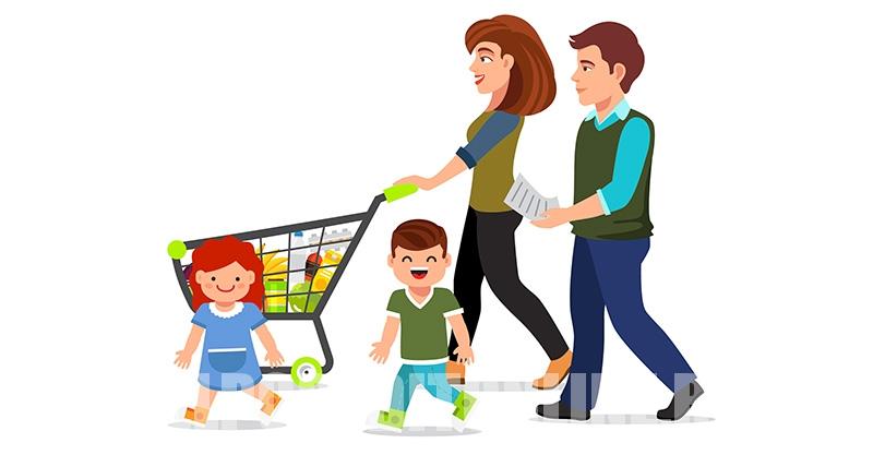 Заемщики - молодая семья