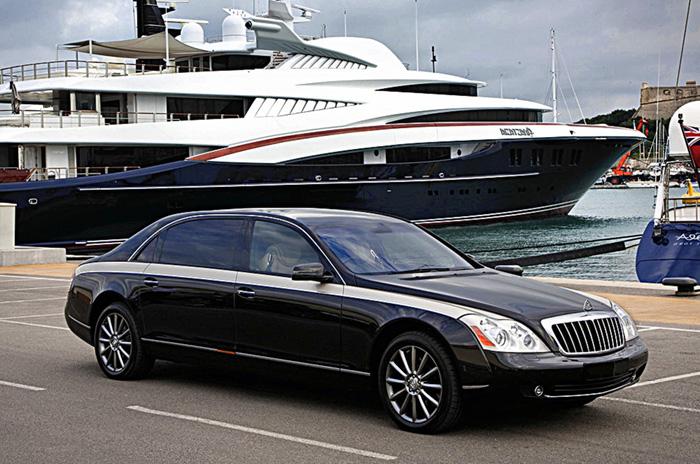 Атрибуты роскоши и богатства