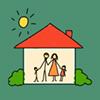 Счастливая семья без долгов и кредитов