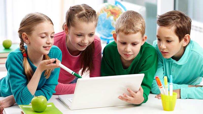 Обучение детей профессиональным навыкам
