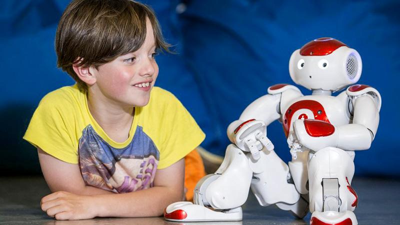 Детский клуб робототехники и электроники