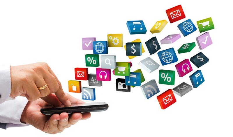 Самые популярные мобильные приложения