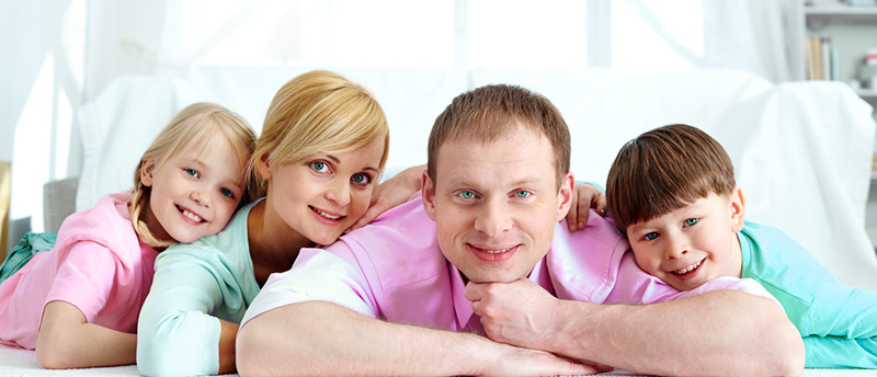 Государственная поддержка нуждающихся семей