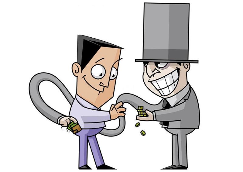 Мошенники в бизнесе