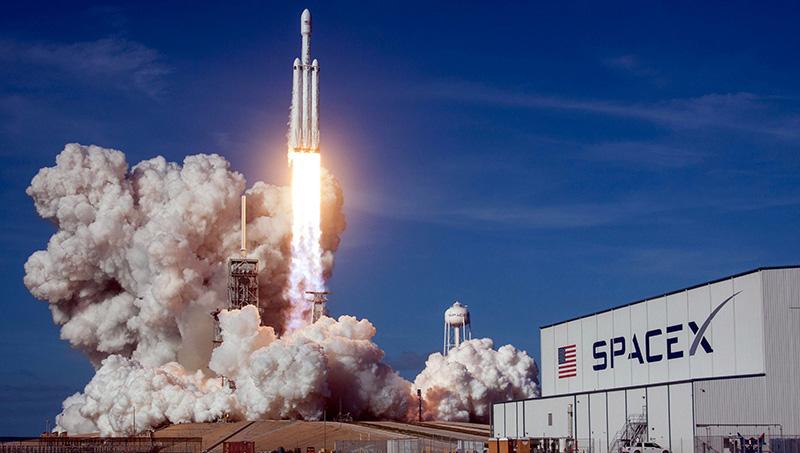 Проект Илона Маска SpaceX