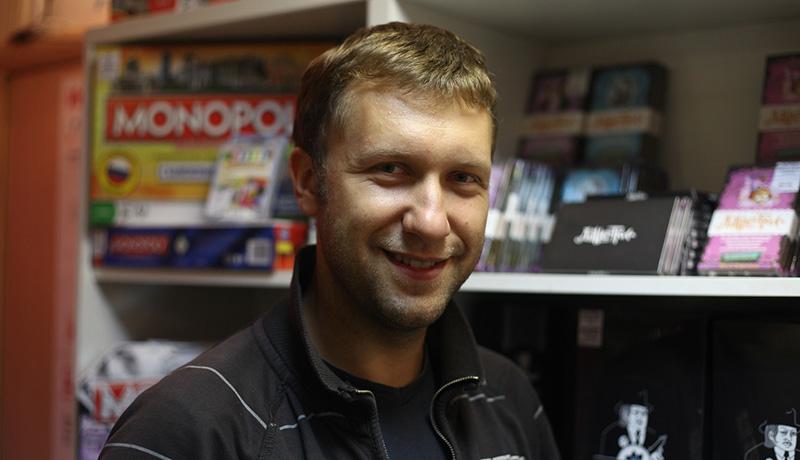 Дмитрий Кибкало