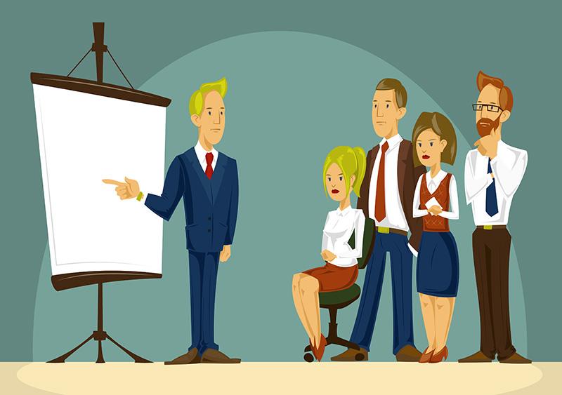 Поиск и обучение персонала