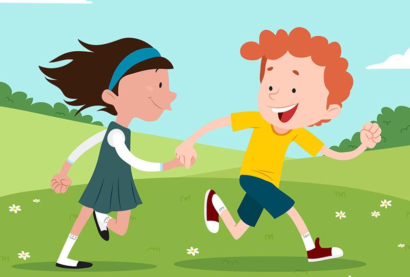 Дети в рекламной кампании