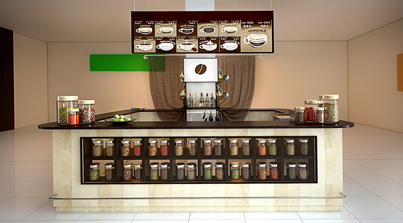 Экспресс-кофейня