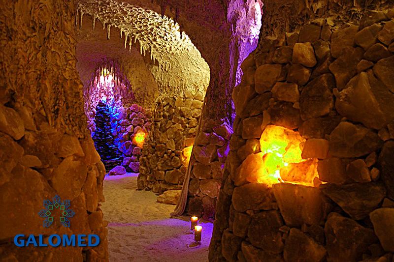 Цена франшизы Соляных пещер