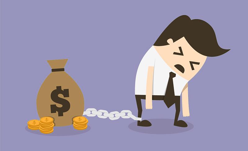 Тяжёлые долги