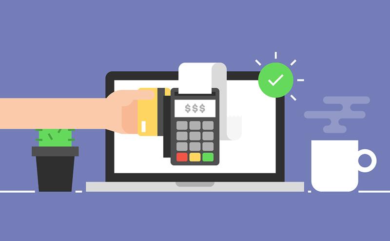 Онлайн платежи с помощью КА